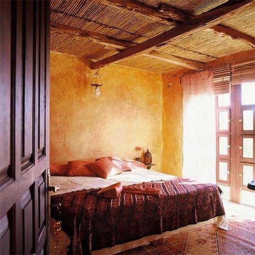 Interiores de casas r sticas 40 fotos de dise o y - Colores rusticos para interiores casas ...