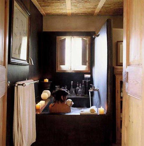 Interiores de casas r sticas 40 fotos de dise o y for Interiorismo rustico