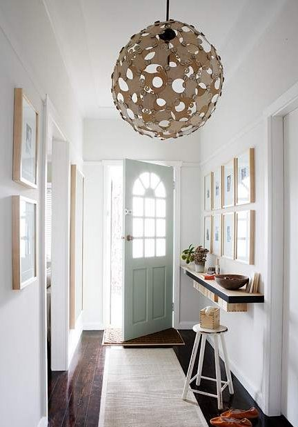 60 Recibidores modernos y consejos para su decoración | Brico y Deco