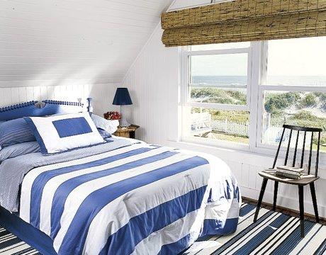 50 habitaciones de matrimonio colores e ideas para decorar for Alfombra azul turquesa del dormitorio