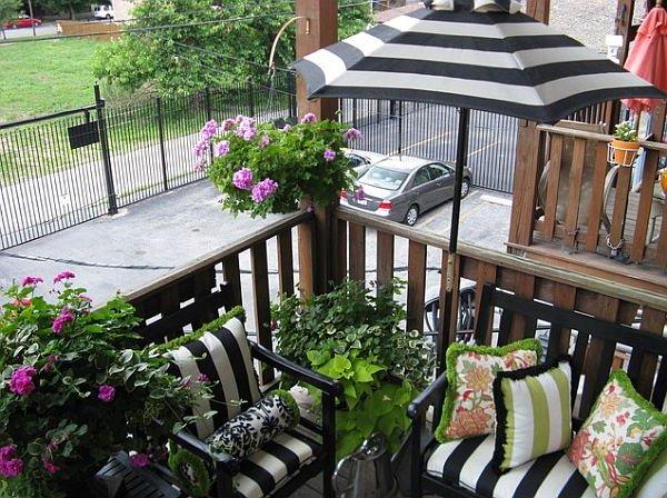 Balcones pequeños 60 fotos modernas e ideas de decoración