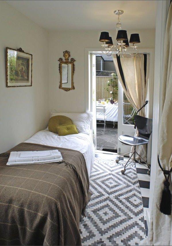 Dormitorios juveniles peque os 20 fotos e ideas de for Habitaciones juveniles para poco espacio