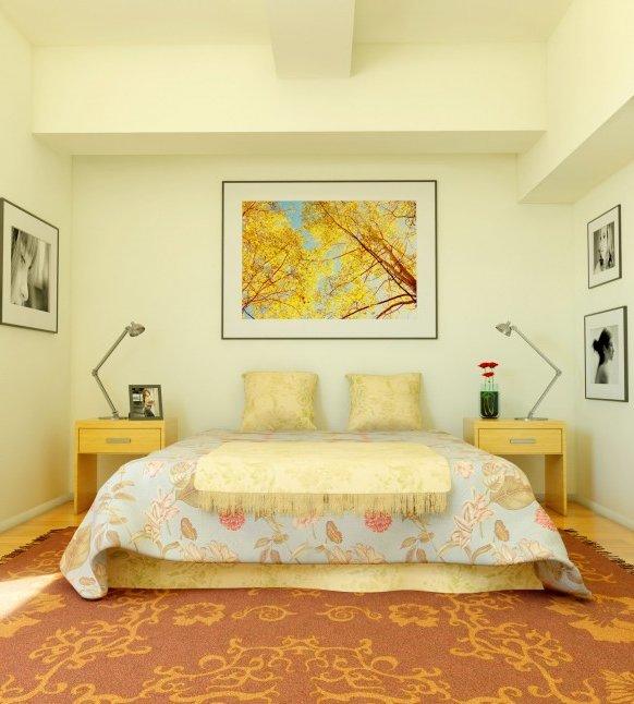 50 Habitaciones de matrimonio colores e ideas de decoración | Brico ...