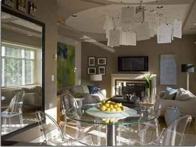 Decoraci n de paredes con espejos 35 im genes de ideas for Conforama espejos de pared