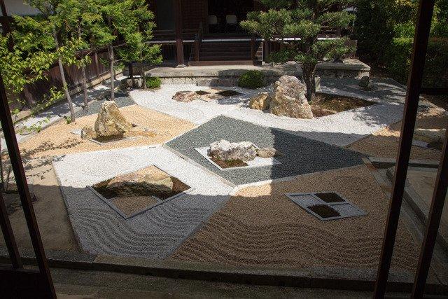 C mo hacer un jard n zen paso a paso - Arena jardin zen ...