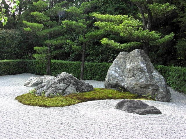 Como hacer un jardín zen paso a paso
