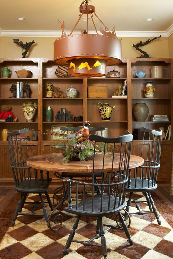 Comedores peque os 20 fotos e ideas para decorar brico y for Ideas para amueblar un departamento