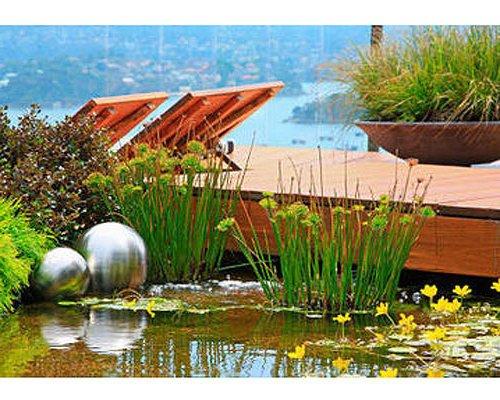 Jardines peque os y bonitos 60 fotos e ideas modernas de for Ideas para jardines pequenos de casa