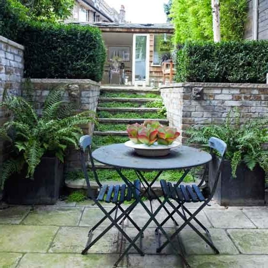 Casas con jardines bonitos como decorar un jardin pequeo - Casas con jardines bonitos ...