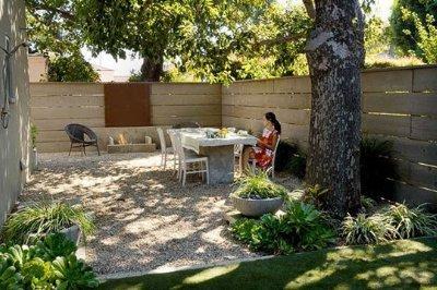 Jardines peque os y bonitos 60 fotos e ideas modernas de for Jardines pequenos adornados con piedras