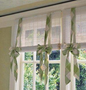20 modelos de cortinas de tela baratas y sencillas brico for Cortinas lisas baratas