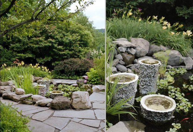 Jardines con piedras 45 fotos y sugerencias para su dise o for Piedras naturales para decoracion interiores