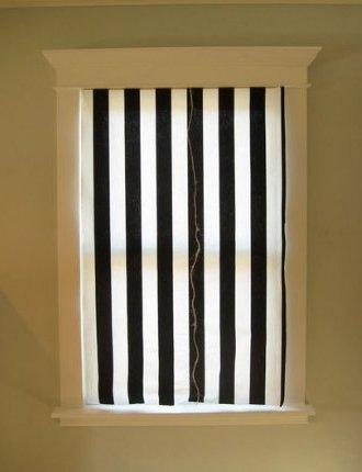 C mo hacer cortinas sencillas blog totpint portal de for Cortinas sencillas para salon