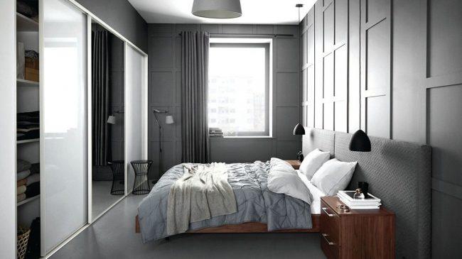 Dormitorios minimalistas 65 fotos modernas e ideas de for Recamaras blancas modernas