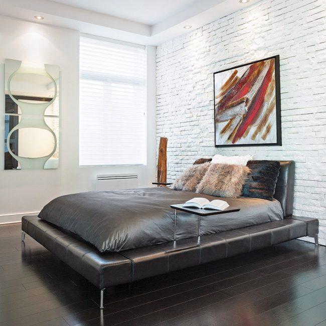 Dormitorios minimalistas 65 fotos modernas e ideas de for Ideas de decoracion para recamaras