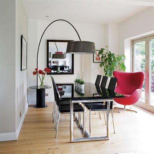 Comedores modernos blog totpint portal de decoracion y for Comedores modernistas