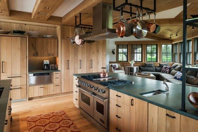 Cocinas Rusticas 25 Fotos E Ideas De Diseno Y Decoracion Brico Y Deco - Como-disear-una-cocina-rustica