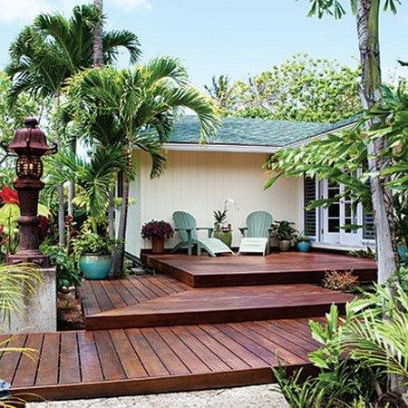 Suelos para exteriores de madera blog totpint portal de decoracion y pinturas - Decoracion de patios exteriores ...