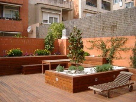 hermosos diseños de patio con jardín Diseo De Jardines Y Patios 160 Imgenes E Ideas Modernas Y