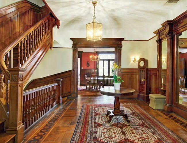 30 casas victorianas fotos de fachadas y decoraci n de for Estilo eclectico diseno de interiores