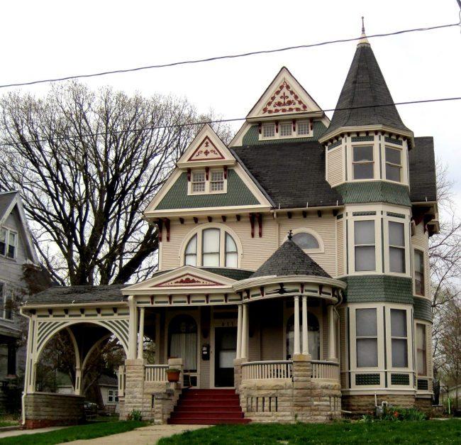 30 casas victorianas im genes de fachadas y decoraci n de