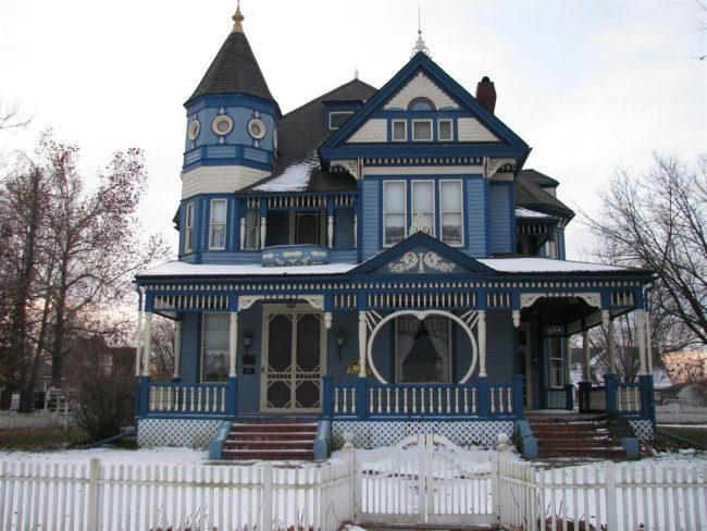 30 Casas Victorianas Fotos De Fachadas Y Decoraci 243 N De Interiores Brico Y Deco