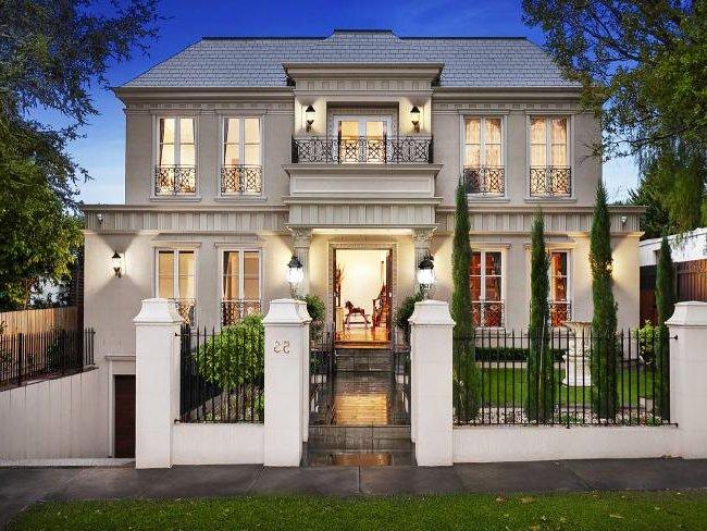 30 casas victorianas fotos de fachadas y decoraci n de On fachadas de casas largas