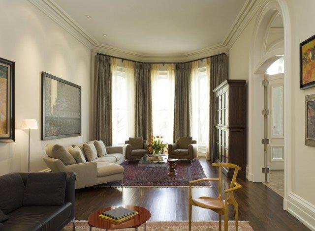 30 casas victorianas fotos de fachadas y decoraci n de for Decoracion victoriana