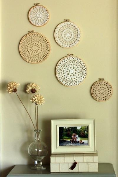 Manualidades para decorar la casa 30 ideas bonitas y baratas - Manualidades y bricolaje para el hogar ...