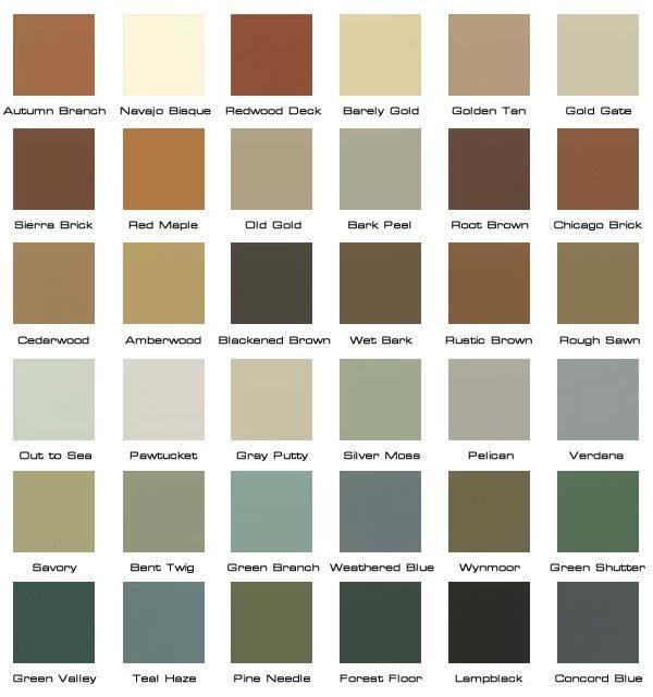 Interiores de casas r sticas 40 fotos de dise o y - Catalogo de colores para paredes ...