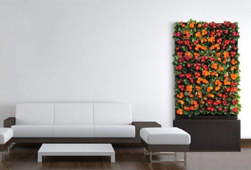 Jardines verticales para exteriores e interiores 50 fotos for Ideas para jardines pequenos interiores