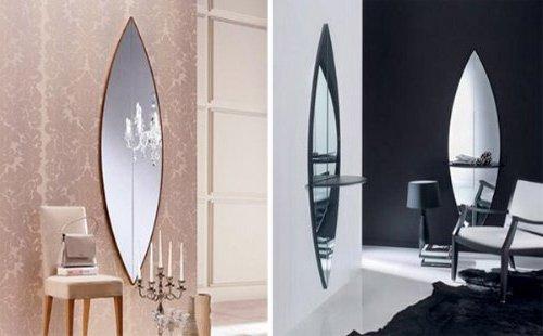de la misma manera los espejos no tan comunes que nos engordan o nos achican siempre son graciosos y no estara mal tener uno en casa esperando en el