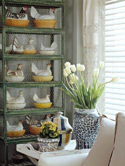 Decoracion vintage para casa best ideas de decoracin objetos uvintageu para renovar tu casa por - Decoracion vintage reciclado ...
