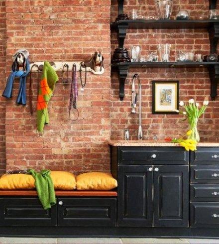 Interiores de casas rústicas 40 fotos de diseño y decoración