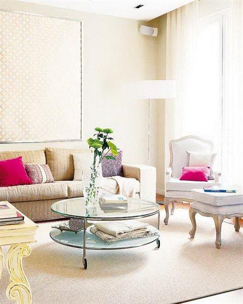 Colores para salas 2018 modernos 40 fotos de combinaciones perfectas ...