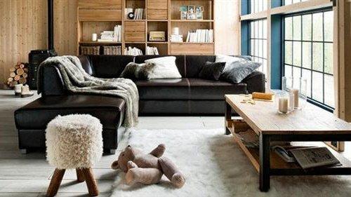 Interiores de casas r sticas 40 fotos de dise o y for Estilo rustico moderno caracteristicas