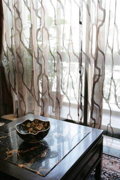 Casas japonesas modernas 70 fotos y consejos de decoraci n brico y deco - Cortinas contemporaneas ...