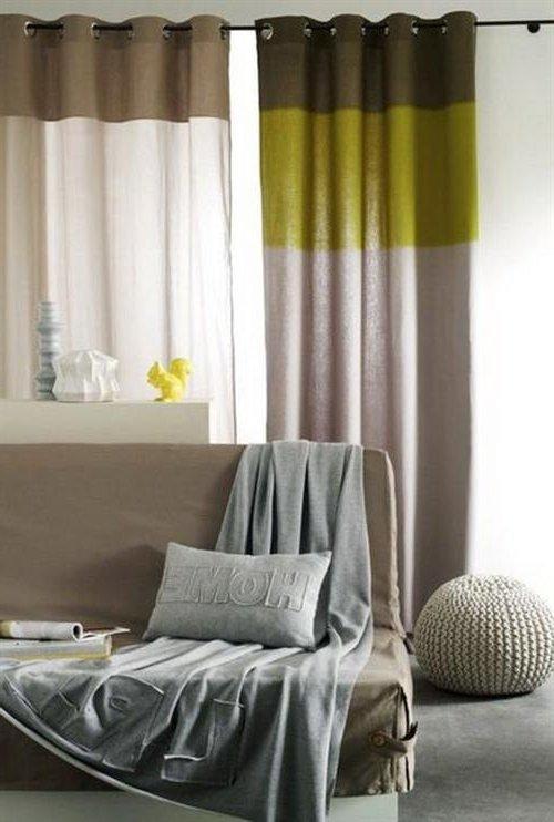 Casas japonesas modernas 70 fotos y consejos de decoraci n brico y deco - Estilos de cortinas ...