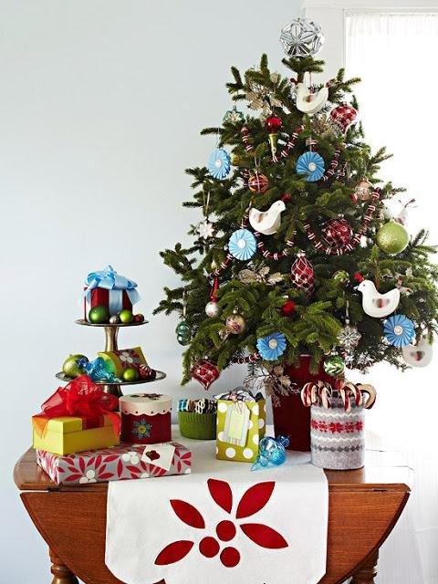 Decoración-navideña-para-casas-pequeñ