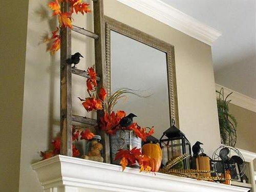 Decoraci n de halloween 2016 70 fotos e ideas originales for Decoracion hogar halloween