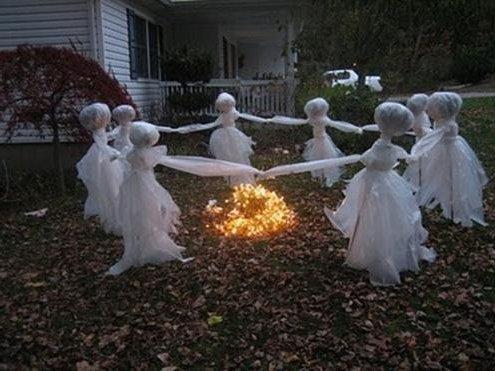 estas ideas para halloween son sencillas y fciles de hacer con algunas de stas podrs lograr una decoracin de halloween divertida y original - Decoraciones De Halloween