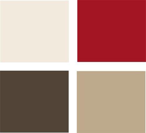 Colores para cocinas 2018 70 fotos y tendencias modernas - Color paredes para muebles oscuros ...