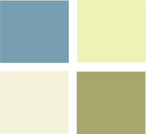Colores para cocinas 2019 2018 70 fotos y tendencias - Gama de verdes ...