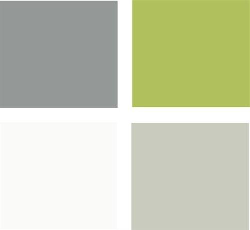 Colores para cocinas 2018 70 fotos y tendencias modernas - Colores para combinar con gris claro ...