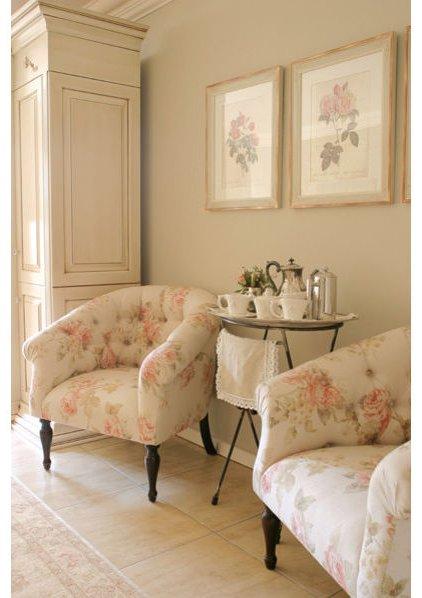 Decoracion romantica salon - Salones romanticos ...
