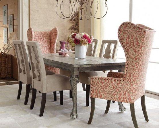 Ideas comedor vintage: maravillosa sillas de comedor vintage y ...