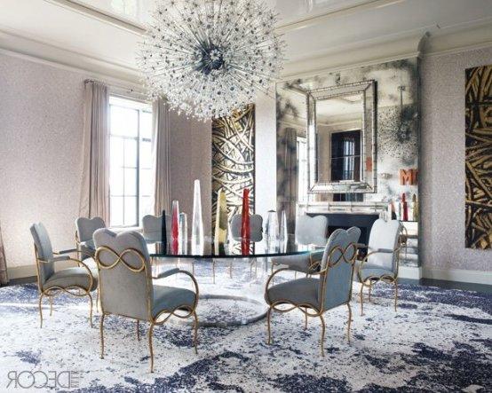 70 comedores vintage modernos e ideas de decoraci n for Comedores modernos 2018