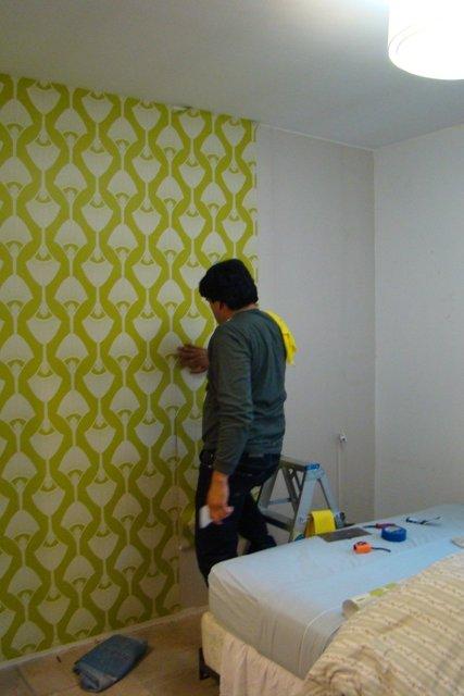 Papel pintado de pared decorativo y moderno 2017 - Disenos muebles pintados ...