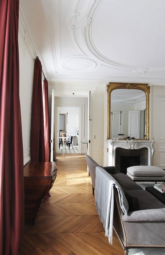 Casas francesas 70 fotos e ideas de fachadas y decoraci n - Decoracion francesa provenzal ...