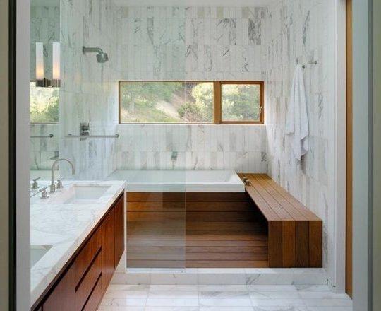 Baños modernos 2019 + de 130 fotos de tendencias y diseños